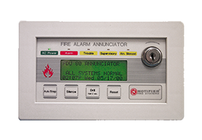 LCD2-80 | Annunciators | Annunciators Communicators | NOTIFIER