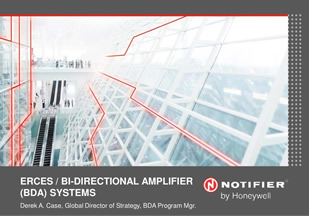 ERCES/BI-Directional Amplifier (BDA) Systems